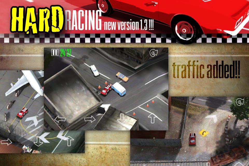Hard Racing screenshot 4