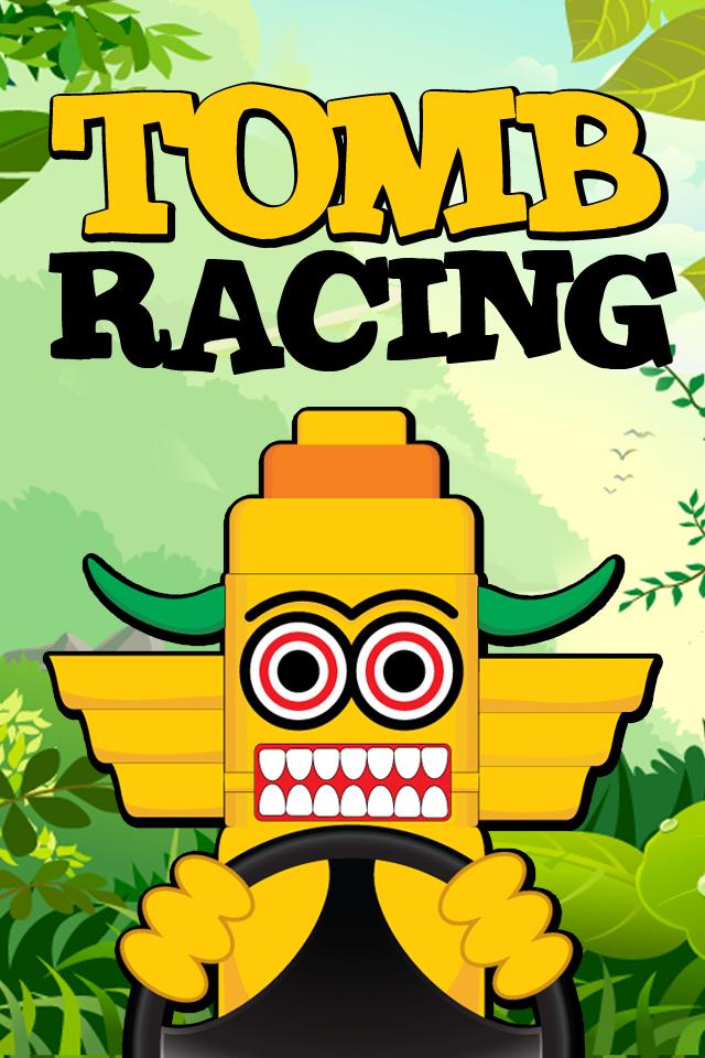 Tomb Racing screenshot 1