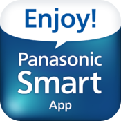 Enjoy! Panasonic Smart App icon