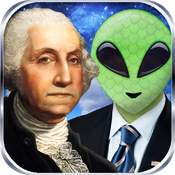 Presidents vs. Aliens Review icon