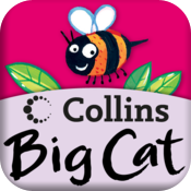 Collins Big Cat In The Garden Story Creator icon