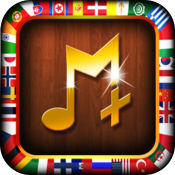 Mus+Lang L1 (Music plus language learning) icon