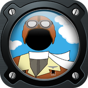Peepometer - a Retro Weather App by swackett icon