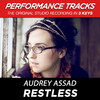Restless (Performance Tracks) - EP, Audrey Assad
