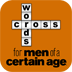 TNT's Crosswords for Men of a Certain Age
