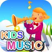 Amazing Kids Music Collection HD icon