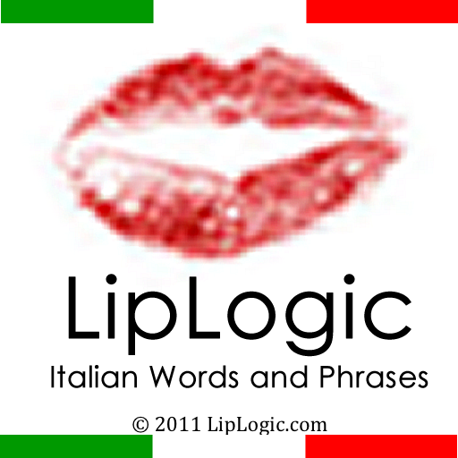 LipLogic Italian Words and Phrases