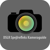 Spejlreflekskamera Guide icon