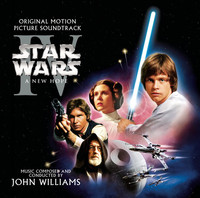 Star Wars IV: A New Hope - Official Soundtrack
