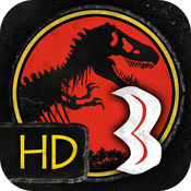Jurassic Park: The Game 3 HD icon