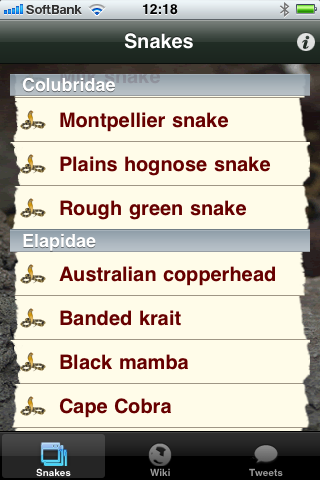 More apps related Snake World