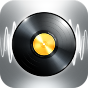 djay for iPhone icon