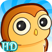 Word Bird HD icon