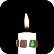 Free Christmas Candle icon