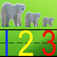Count and Write Numbers 1-30 — An educational app that teaches young children counting and number writing skills in a fun and effective way. Kids can learn how to count in English and Spanish.
