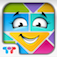 Toy Tangram - 40 Interactive Shapes Puzzle Game.