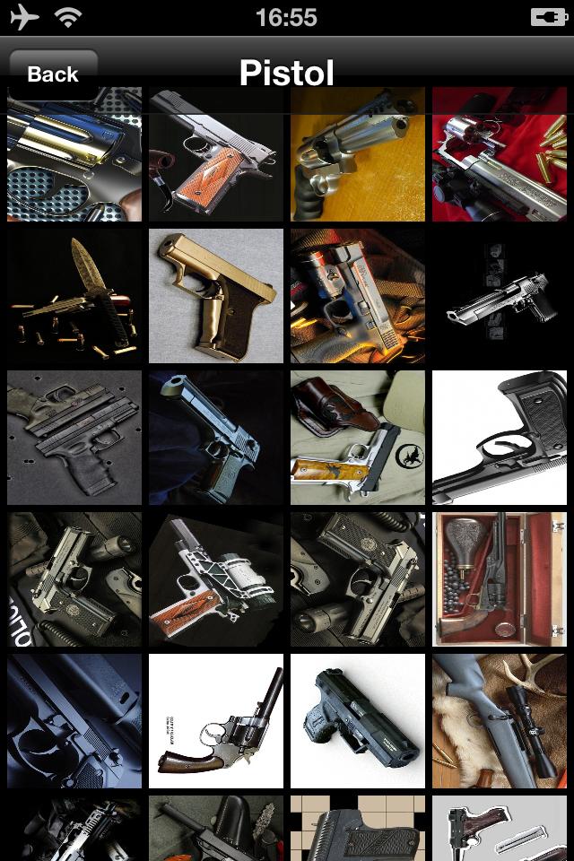 App Shopper Gun Wallpapers HD Photography