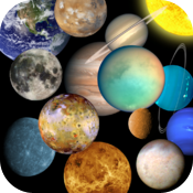 zero Solar System Free Planets and Moons icon