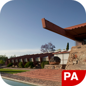 Frank Lloyd Wright – Taliesin West HD icon