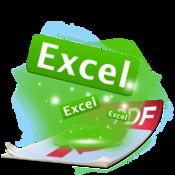 PDF to Excel-PDF Converter