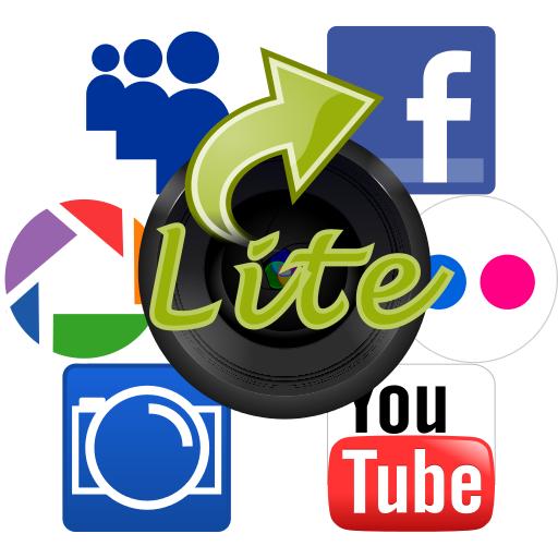free Quickpics Lite (75 pics per minute) iphone app