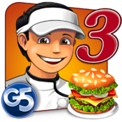 汉堡快餐店3免费版 Stand O'Food® 3 免费