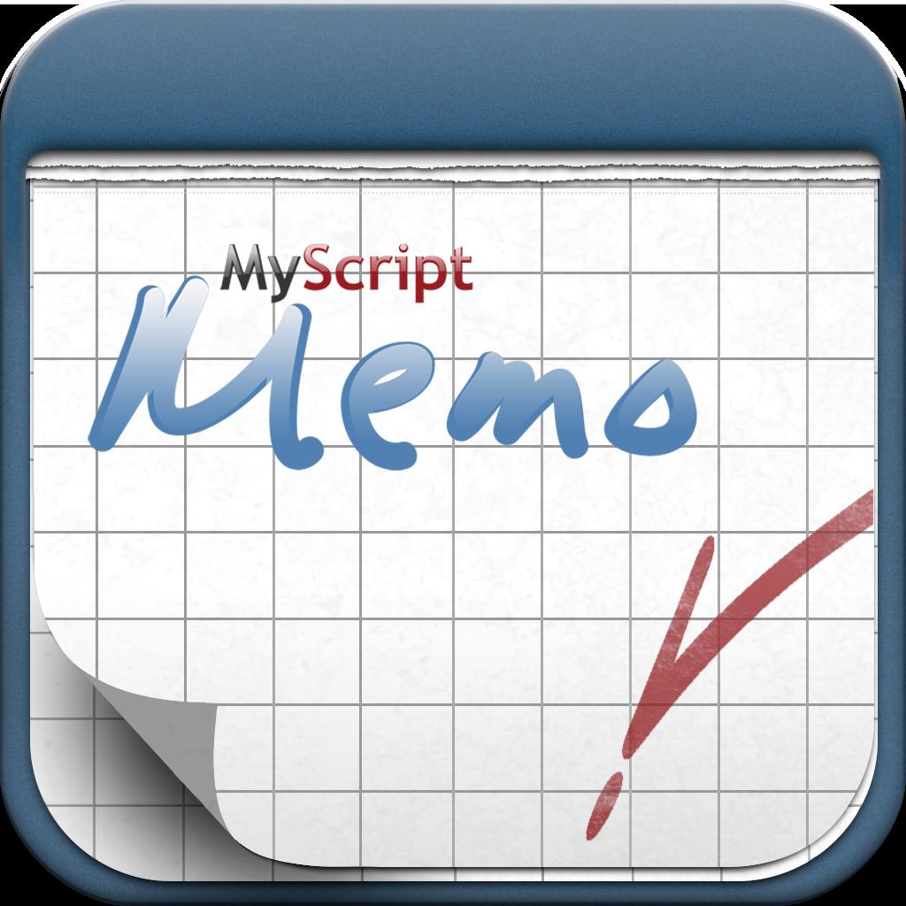 MyScript Memo