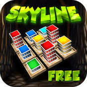 Reiner Knizia's City of Secrets Skyline Free Version icon
