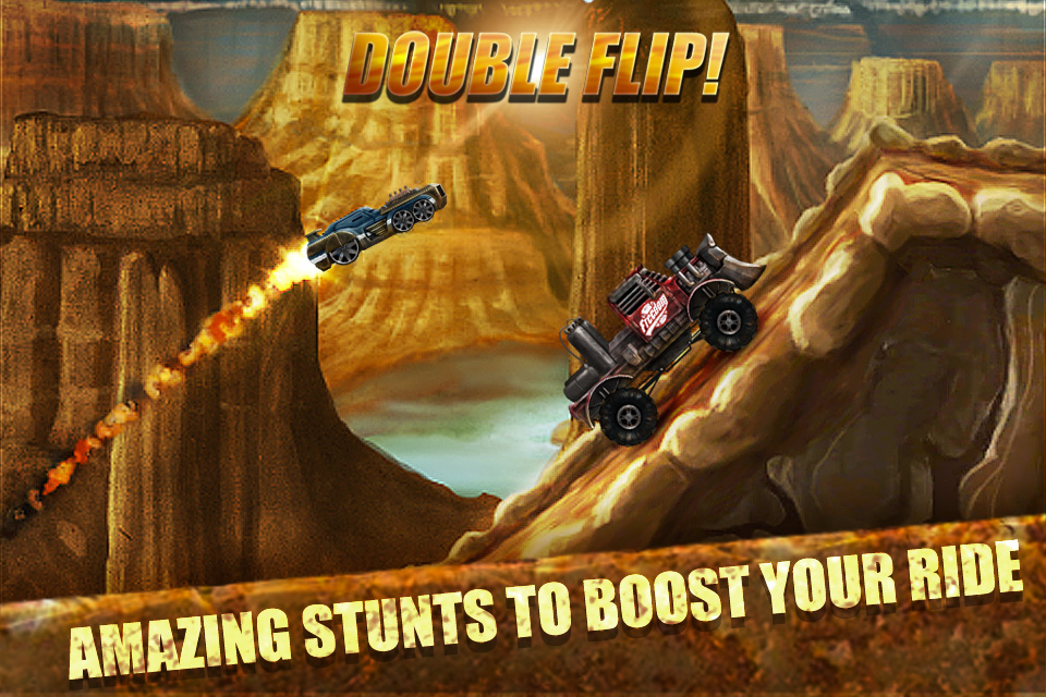 Road Warrior Racing Free - by Top Free Apps and Games