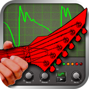 SHREDDER for iPhone - Synth for Guitar icon