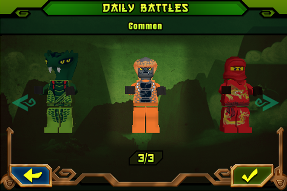 Image of LEGO® Ninjago: Rise of the Snakes for iPhone