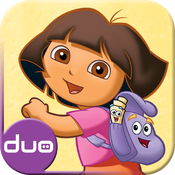 Dora Let's Play Backpack – Duo™ icon