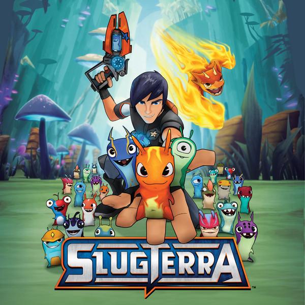 Slugterra - 720p WEB-DL