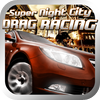 Super Night City Drag Racing by Anton Sinelnikov icon