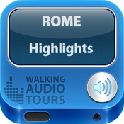 Rome Highlights » by Walking Audio Tours icon