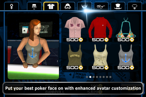World Poker Tour Hold 'Em Showdown screenshot 5