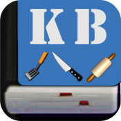 Kitchenbook icon