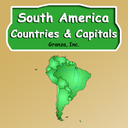 Learn South America Countries And Capitals