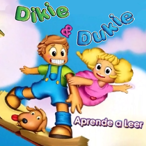 Dikie & Dukie: Learn to Read in Spanish HD