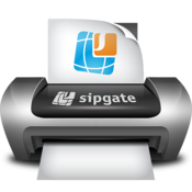 sipgate Faxprinter