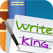 Write King icon