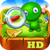 Funny Wood HD Review icon