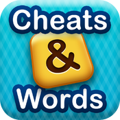 Cheats & Words : the Words With Friends Cheat app with auto detect OCR icon
