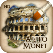 Auto Monet Photo FX HD icon