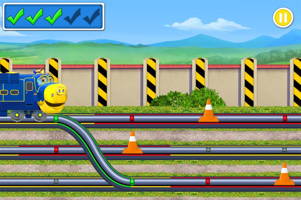 chuggington train track instructions