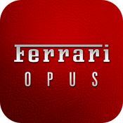 The Official Ferrari Opus for iPhone icon