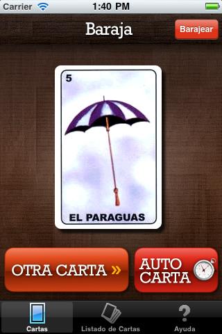 Cartas Loteria Mexicana