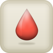 Bloodnote - Blood pressure control icon