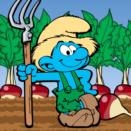 free Smurfs' Village iphone app
