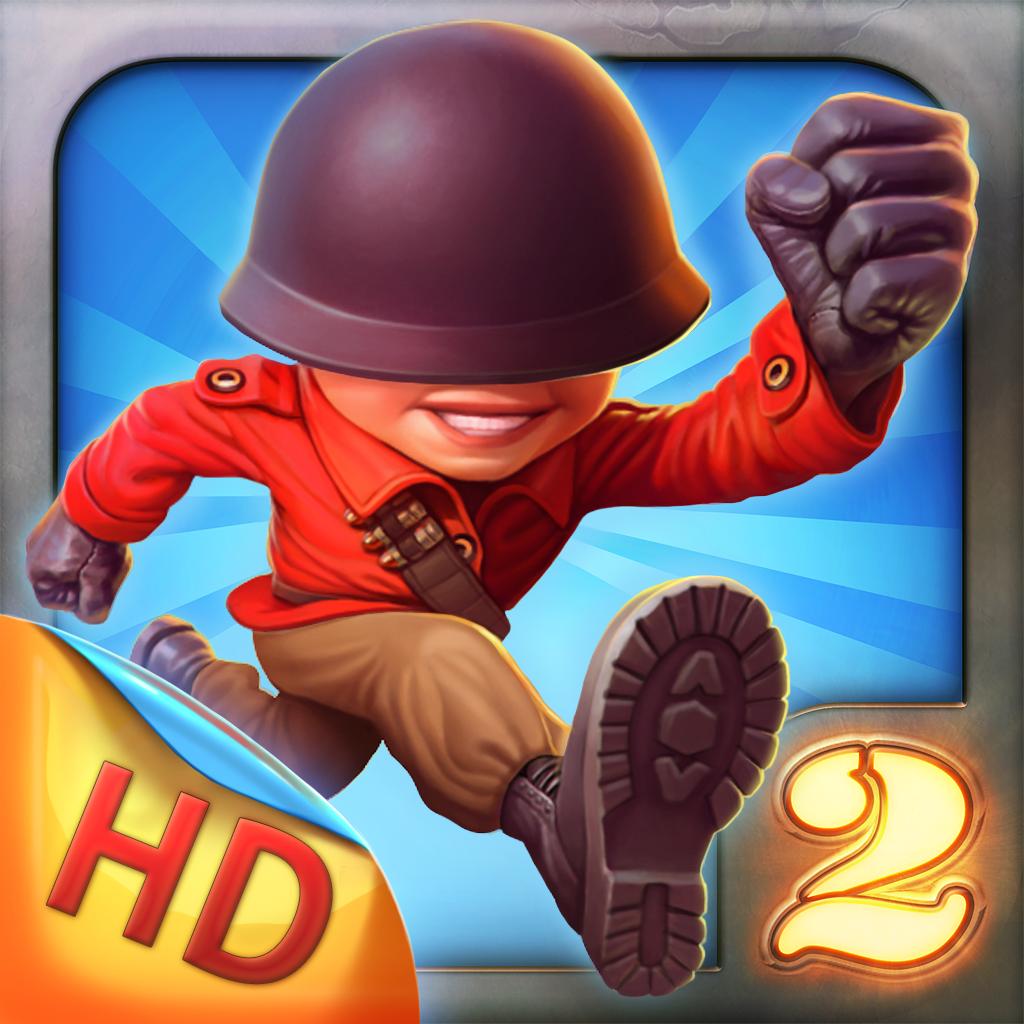 mzm.wjpdumss Fieldrunners 2 HD, posiblemente el mejor juego Tower Defense para iPad